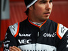 TEST F1 BARCELLONA 27 FEBBRAIO, Sergio Perez (MEX) Sahara Force India F1. 27.02.2017.