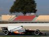 TEST F1 BARCELLONA 27 FEBBRAIO, Sergio Perez (MEX) Sahara Force India F1   27.02.2017.