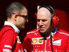 TEST F1 BARCELLONA 27 FEBBRAIO, Jock Clear (GBR) Ferrari Engineering Director (Right). 27.02.2017.