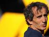 TEST F1 BARCELLONA 27 FEBBRAIO, Alain Prost (FRA) Renault Sport F1 Team Special Advisor. 27.02.2017.