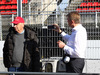 TEST F1 BARCELLONA 27 FEBBRAIO, 27.02.2017 - Nikki Lauda (AU), Mercedes