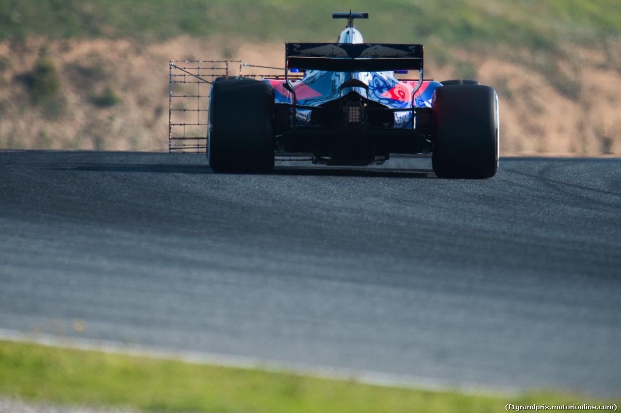 TEST F1 BARCELLONA 27 FEBBRAIO, Carlos Sainz Jr (ESP) Scuderia Toro Rosso STR12. 27.02.2017.