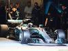 TEST F1 BARCELLONA 27 FEBBRAIO, Valtteri Bottas (FIN) Mercedes AMG F1 W08. 27.02.2017.