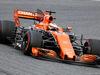 TEST F1 BARCELLONA 28 FEBBRAIO, Stoffel Vandoorne (BEL) McLaren MCL32 running sensor equipment. 28.02.2017.
