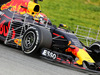 TEST F1 BARCELLONA 28 FEBBRAIO, Max Verstappen (NLD) Red Bull Racing RB13 running sensor equipment. 28.02.2017.