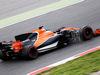 TEST F1 BARCELLONA 28 FEBBRAIO, Stoffel Vandoorne (BEL) McLaren MCL32  28.02.2017.