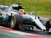TEST F1 BARCELLONA 28 FEBBRAIO, Lewis Hamilton (GBR) Mercedes AMG F1 W08. 28.02.2017.