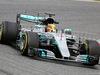 TEST F1 BARCELLONA 28 FEBBRAIO, Lewis Hamilton (GBR) Mercedes AMG F1 W08 running sensor equipment. 28.02.2017.