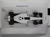 TEST F1 BARCELLONA 28 FEBBRAIO, 28.02.2017 - Williams garage
