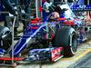 TEST F1 BARCELLONA 7 MARZO, Daniil Kvyat (RUS) Scuderia Toro Rosso STR12 running sensor equipment. 07.03.2017.
