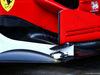 TEST F1 BARCELLONA 7 MARZO, Sebastian Vettel (GER) Ferrari SF70H with a light on the sidepod. 07.03.2017.