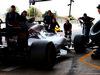 TEST F1 BARCELLONA 7 MARZO, Felipe Massa (BRA) Williams FW40 practices a pit stop. 07.03.2017.