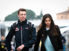 TEST F1 BARCELLONA 8 MARZO, Daniil Kvyat (RUS) Scuderia Toro Rosso e his girlfrined Kelly Piquet 08.03.2017.