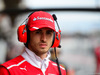 TEST F1 BARCELLONA 8 MARZO, Antonio Giovinazzi (ITA) Ferrari Development Driver. 08.03.2017.