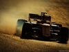 TEST F1 BARCELLONA 8 MARZO, Stoffel Vandoorne (BEL) McLaren MCL32 locks up under braking. 07.03.2017.