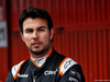 TEST F1 BARCELLONA 8 MARZO, Sergio Perez (MEX) Sahara Force India F1. 08.03.2017.