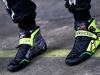 TEST F1 BARCELLONA 8 MARZO, Sergio Perez (MEX) Sahara Force India F1- Alpinestars Racing Boots. 08.03.2017.