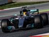 TEST F1 BARCELLONA 9 MARZO, Lewis Hamilton (GBR) Mercedes AMG F1 W08. 09.03.2017.