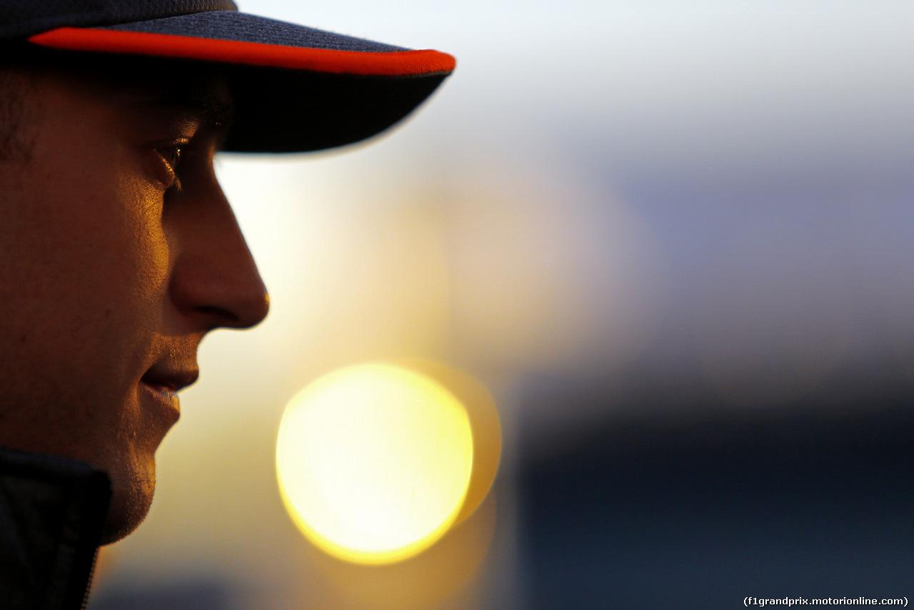TEST F1 BARCELLONA 9 MARZO, Stoffel Vandoorne (BEL) McLaren F1  09.03.2017.