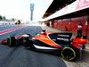 TEST F1 BARCELLONA 9 MARZO, Stoffel Vandoorne (BEL) McLaren MCL32. 09.03.2017.