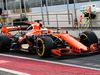 TEST F1 BARCELLONA 9 MARZO, Stoffel Vandoorne (BEL) McLaren MCL32 running sensor equipment. 09.03.2017.  09.03.2017.