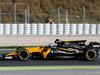 TEST F1 BARCELLONA 9 MARZO, Jolyon Palmer (GBR) Renault Sport F1 Team RS17 running sensor equipment. 09.03.2017.