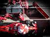 TEST F1 BARCELLONA 9 MARZO, Sebastian Vettel (GER) Ferrari SF70H in the pits. 09.03.2017.