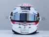 TEST F1 BUDAPEST 01 AGOSTO, The helmet of Lucas Auer (AUT) Sahara Force India F1 Team Test Driver. 01.08.2017.