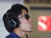 TEST F1 BUDAPEST 01 AGOSTO, Nobuharu Matsushita (JPN) Sauber F1 Team Test Driver. 01.08.2017.