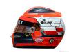 TEST F1 BUDAPEST 01 AGOSTO, The helmet of Robert Kubica (POL) Renault Sport F1 Team Test Driver. 01.08.2017.