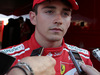 TEST F1 BUDAPEST 01 AGOSTO, Charles Leclerc (MON) Ferrari Test Driver with the media. 01.08.2017.