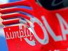 TORO ROSSO STR12, Toro Rosso unveil new STR17. Rear wing 27.02.2017.