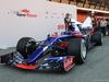 TORO ROSSO STR12, 26.02.2017 - Carlos Sainz Jr (ESP) e Daniil Kvyat (RUS) unveil the Scuderia Toro Rosso STR12.