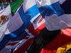 GP AUSTRALIA, 25.03.2018 - Gara, Flags