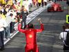 GP AUSTRALIA, 25.03.2018 - Gara, Riccardo Adami (ITA) Ferrari Gara Engineer e Sebastian Vettel (GER) Ferrari SF71H vincitore