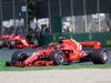 GP AUSTRALIA, 25.03.2018 - Gara, Kimi Raikkonen (FIN) Ferrari SF71H davanti a Sebastian Vettel (GER) Ferrari SF71H