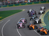 GP AUSTRALIA, 25.03.2018 - Gara, Start of the race, Fernando Alonso (ESP) McLaren MCL33 e Stoffel Vandoorne (BEL) McLaren MCL33