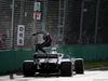 GP AUSTRALIA, 25.03.2018 - Gara, Romain Grosjean (FRA) Haas F1 Team VF-18 retires from the race