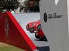 GP AUSTRALIA, 22.03.2018 - Alfa Romeo stand