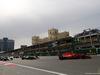 GP AZERBAIJAN, 29.04.2018 - Gara, Start of the race, Sebastian Vettel (GER) Ferrari SF71H