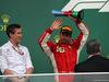 GP AZERBAIJAN, 29.04.2018 - Gara, 2nd place Kimi Raikkonen (FIN) Ferrari SF71H
