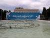 GP AZERBAIJAN, 25.04.2018 - Circuit Atmosphere