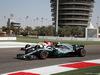 GP BAHRAIN, 07.04.2018 -  Free Practice 3, Max Verstappen (NED) Red Bull Racing RB14 e Charles Leclerc (MON) Sauber C37