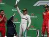 GP CANADA, 10.06.2018- Podium,  2nd plcae Valtteri Bottas (FIN) Mercedes AMG F1 W09