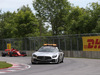 GP CANADA, 10.06.2018- Gara, The safety Car davanti a the group