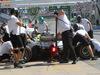 GP CANADA, 08.06.2018- free Practice 2, Lewis Hamilton (GBR) Mercedes AMG F1 W09