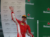 GP CINA, 15.04.2018- Podium, 3rd Kimi Raikkonen (FIN) Ferrari SF71H
