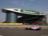 GP CINA, 15.04.2018- Gara, Sergio Perez (MEX) Sahara Force India F1 VJM11