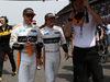 GP CINA, 15.04.2018- partenzaing grid, (L) Stoffel Vandoorne (BEL) McLaren MCL33 e (R) Fernando Alonso (ESP) McLaren Renault MCL33