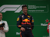 GP CINA, 15.04.2018- Podium, winner Daniel Ricciardo (AUS) Red Bull Racing RB14